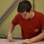AYC Taylorcraft Project – Rib Stitching Wings